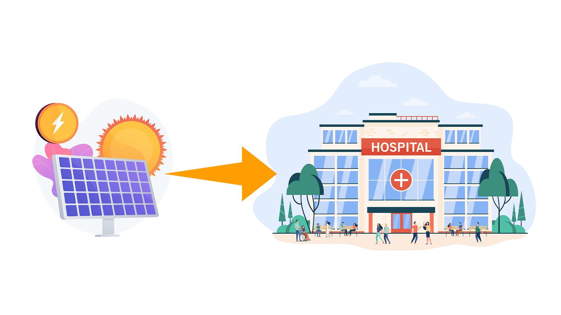 Aprovado projeto que prevê doação de créditos de energia para hospitais